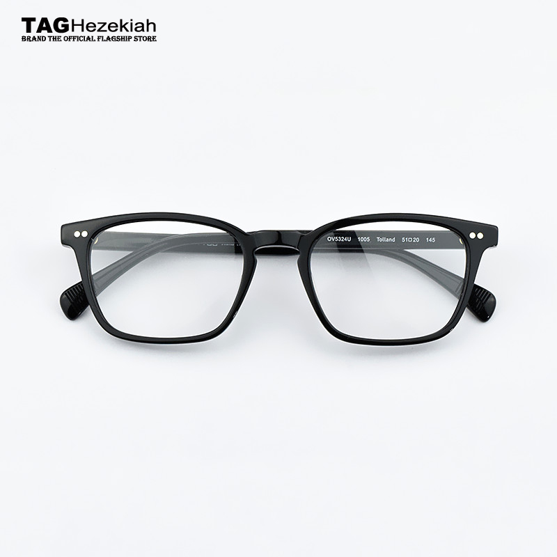 cedb1364d7 Detail Feedback Questions about Square glasses frame Acetate Glasses Men  Optical Frames Eyeglasses Brand Spectacle Transparent myopia computer eye  glasses ...