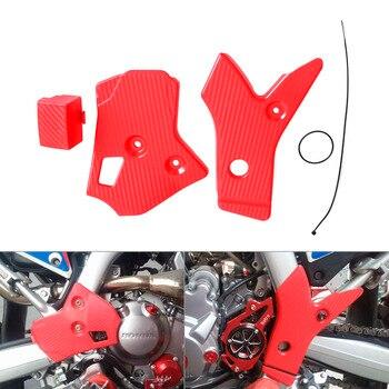 Motosiklet Çerçeve Koruyucu yüzey koruma ana silindir Kapağı Honda Için CRF250L CRF250M 2012-2015 2013 2014 CRF250L CRF250M CRF