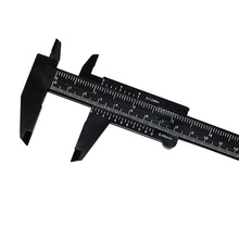 1Pcs 150mm Plastic Woodworking Vernier Caliper Aperture Depth Diameter Measure Tool DIY Tool Metalworking Plumbing Model Making