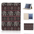 Vintage Tribal Black Little Elephant Mini 1 2 3 Case Protective Shell Cover for Apple ipad mini retina
