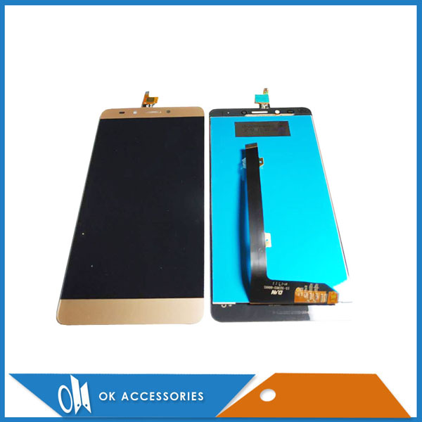 Black Gold Color For Infinix Note 3 X601 LCD Screen Display With Touch Screen Digitizer Assembly Replacement 1pc/LotBlack Gold Color For Infinix Note 3 X601 LCD Screen Display With Touch Screen Digitizer Assembly Replacement 1pc/Lot