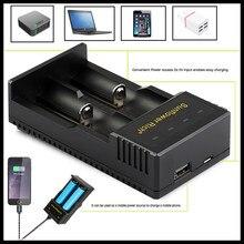 2017 novo girassol rico xxc-988a li-ion bateria para carregador usb 18650 e 26650 21700 20700 16340 carregador de emergência do telefone móvel