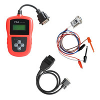 PSA инструмент IMMO OBD2 ключ симулятор Поддержка автомобиля с 2001 по 2018 год PIN код калькулятор и IMMO эмулятор