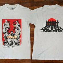 Vintage SEVEN SAMURAI AKIRA Men's t-shirt 90th Summer T Shir