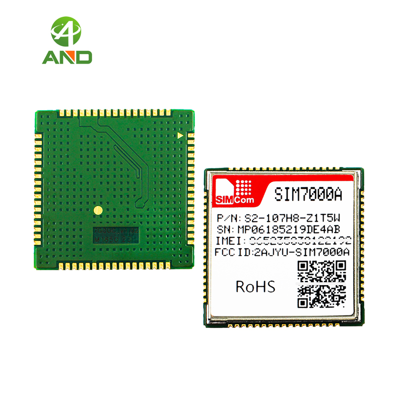 US $13 9  1pc Original SIMCOM SIM7000A A,eMTC CAT M1 4G module SIM7000A  A-in Electronics Stocks from Electronic Components & Supplies on