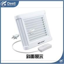 new for 6 inch 150mm exhaustfan ventilation fan kitchen bathroom fan exhaust fan good work
