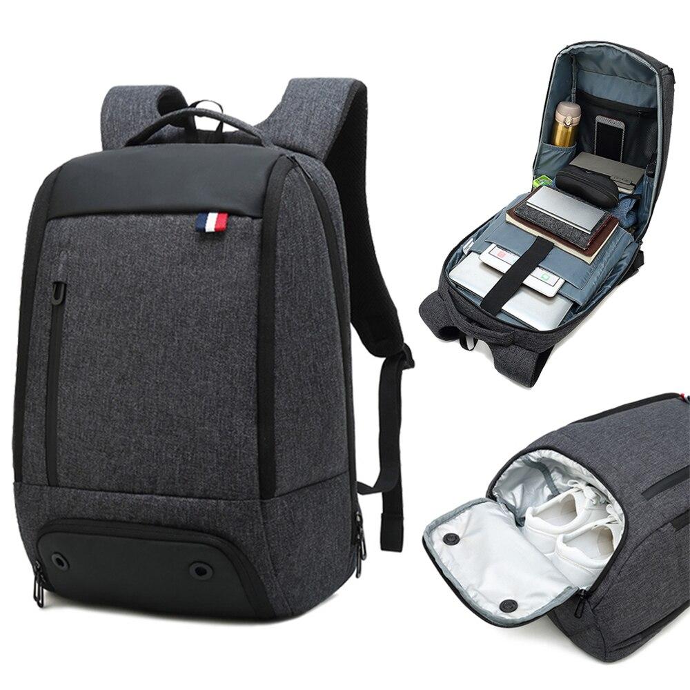 Sac à dos de voyage pour ordinateur portable Smart Bag 16.5 sacs à dos pour ordinateur portable hommes femmes garder au frais grands sacs en plein air imperméable noir sac à dos Business-in Sacs à dos from Baggages et sacs    1