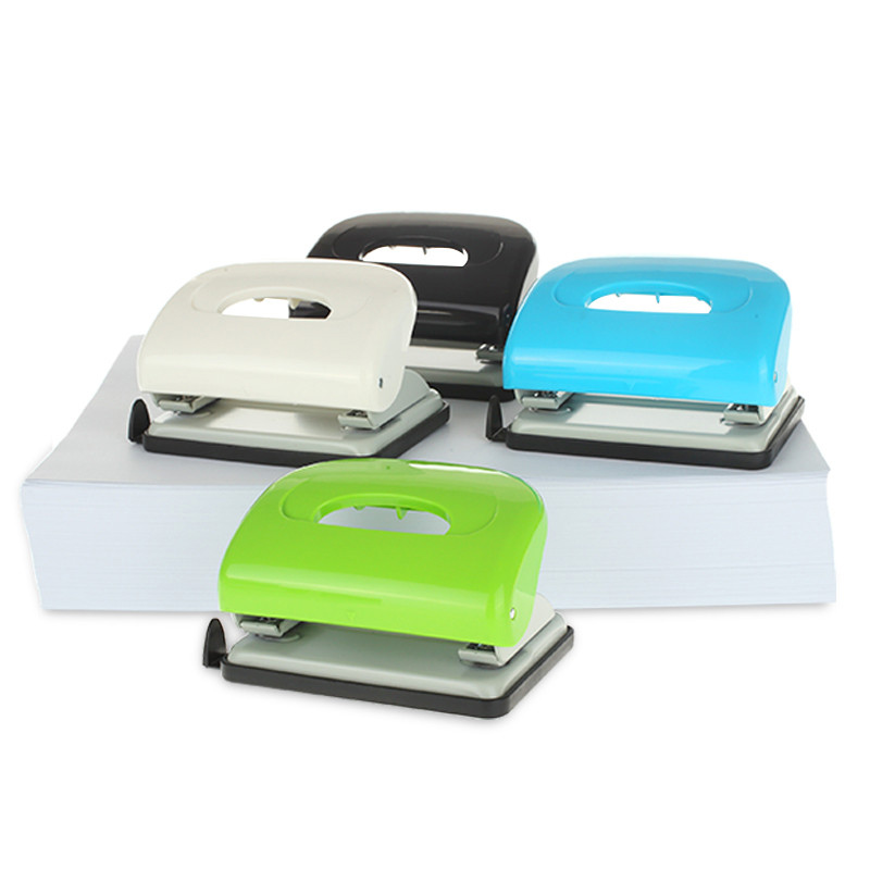 Mini 2 Hole Punch Ring Album Paper Cutter DIY A4 Loose-Leaf Paper Punches For Scrapbooking DIY Tools Office Binding Supplies metal oval 1 hole punch ring album paper cutter adjustable diy name card puncher scrapbooking tools office binding supplies