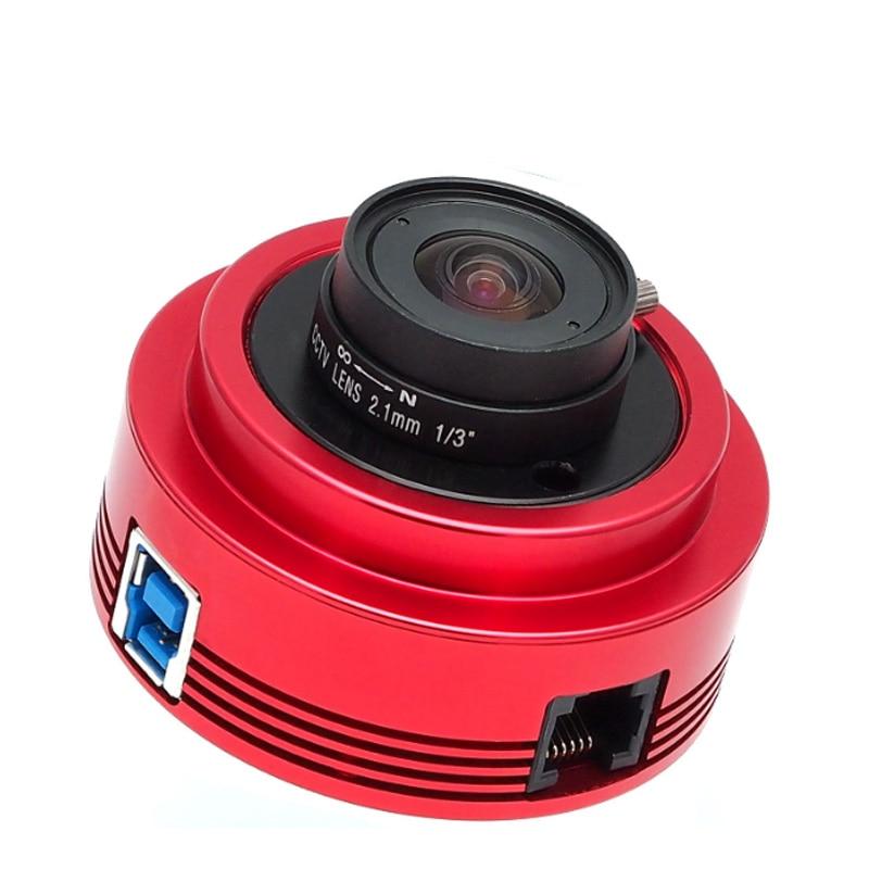 ZWO ASI120MC S USB 3 0 Camera color