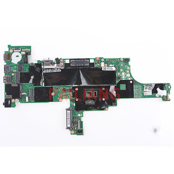 PAILIANG Laptop motherboard for Lenovo Thinkpad T460 I7-6600U PC Mainboard 01AW344 BT462 NM-A581 tesed DDR3
