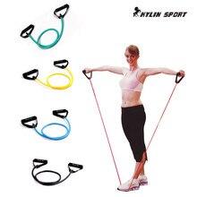 Pull Rope Elastic Crossfit Set Multifunctional Training Equipment Rubber Band Belt Gym