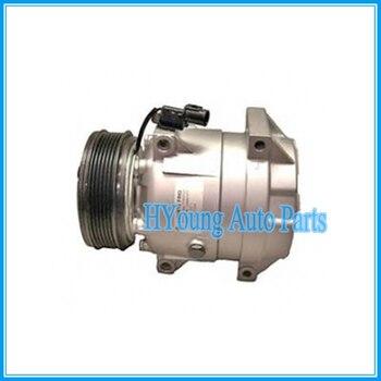 Nhà máy sản xuất trực tiếp bán AC máy nén V5 PV6 cho Daewoo Ssangyong 6611304415 714956 6611304915 6651305011