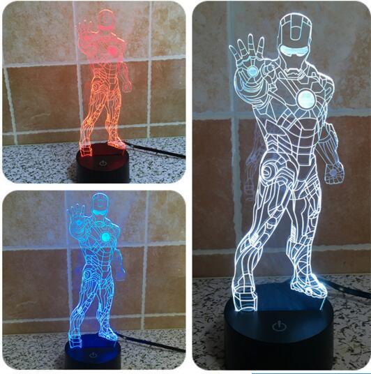 Movie Star Trek Nigh Light Lamp Scale Models Startreck Star Wars Light Models Kids Toys Battleship Starfleet Raumschiff Llaveros