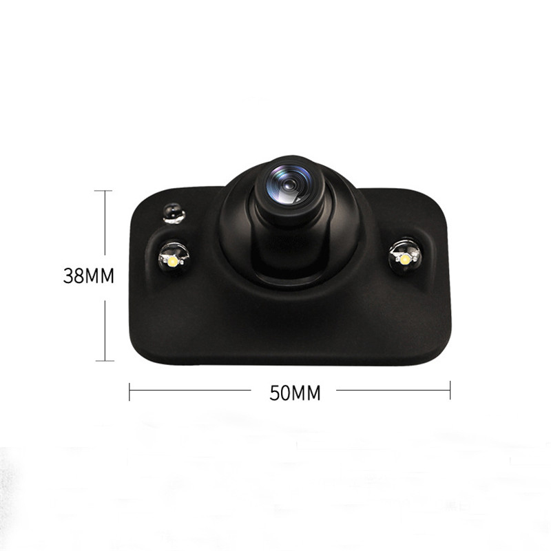 2018 New Arrival Car Camera Rear Four Directions Waterproof Infrared Sensor LED Light Source Night Vision Easy View Cameras