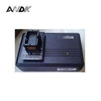 Proman Programmer NAND Flash Chip Professional Programmer NAND NOR TSOP48 BGA63 BGA64 BGA107 BGA130