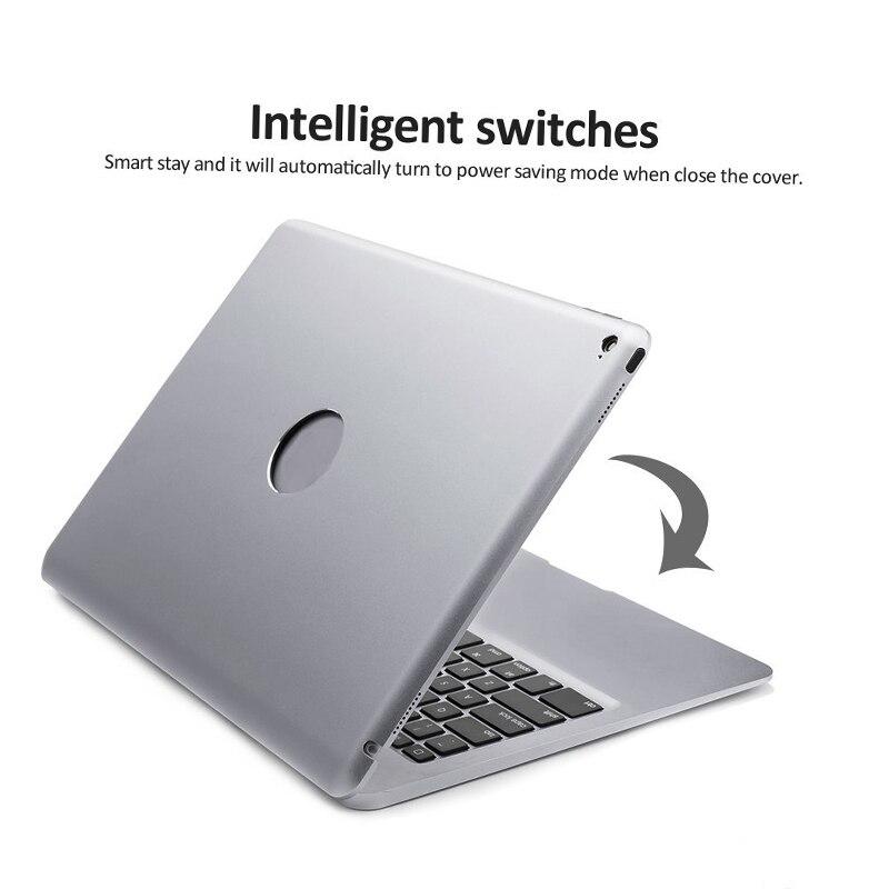 4 For iPad pro 12.9 Keyboard case