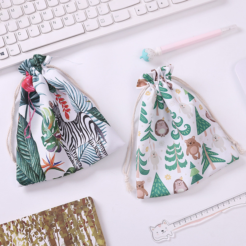 Plants Drawstring Bag Travel Portable Clothes Shoes Packing Organizers Bags Kids Dolls Toys Package Home Storage Pouch Gift BagPlants Drawstring Bag Travel Portable Clothes Shoes Packing Organizers Bags Kids Dolls Toys Package Home Storage Pouch Gift Bag