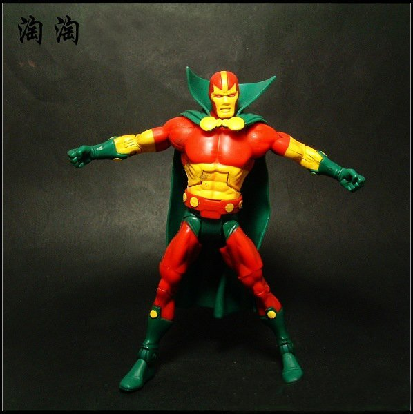 "DC UNIVERSE CLASSICS SERIES WAVE 6 MR. MIRACLE 7"" ACTION FIGURE"