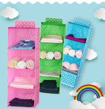 Organizadores Vacuum Bag Box Washable Color Organizer Collection Hanging  Accessory Shelves, 4 Shelf Organizer, Closet 014