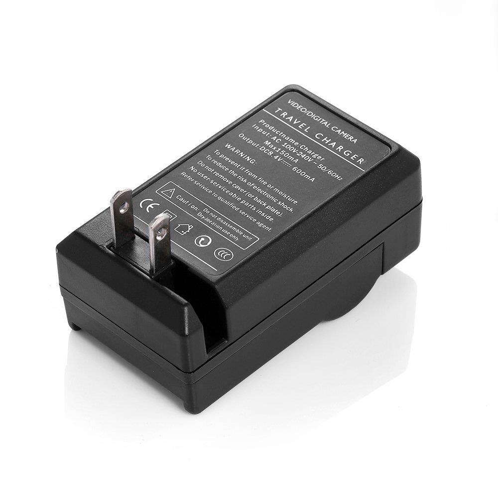 Wall Travl Home Battery Charger For Pentax D-LI68 Optio A36 S10 S12 new