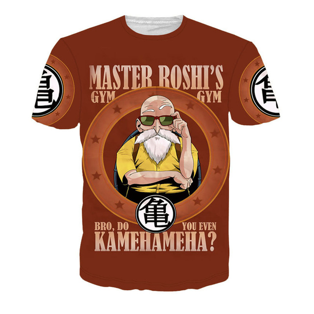 Dragon Ball Men's T-shirts Super Saiyan Armour 3d Shirts goku vegeta Anime t shirt DBZ tees summer Harajuku classic cartoon tops