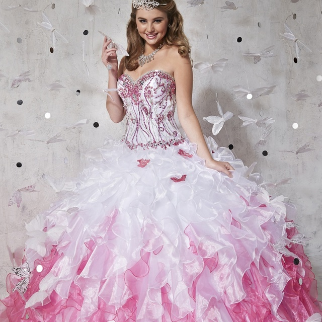 Sweetheart Neckline Ball Gown Prom Dresses