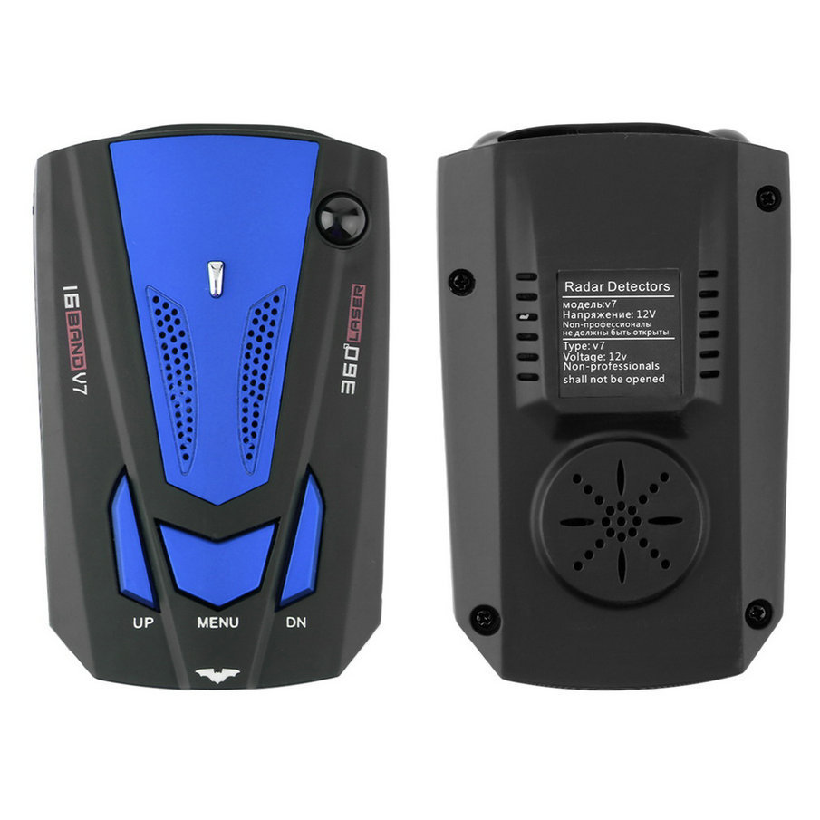 Radar Detectors Car Electronics New Arrival Detection Voice Alert Car Anti Radar Detector For Car Speed Limitedoct11