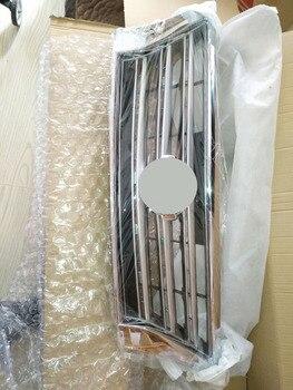 يناسب 2012-2014 نيسان سيلفي سنترا OEM مصنع نمط الجبهة مصبغة غطاء شبكة شواء 1 قطعة