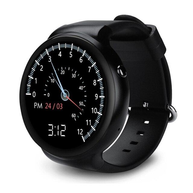 I4 ОС Android 5.1 Смарт-часы Android электроники MTK6580 GPS SmartWatch телефон часы Поддержка 3 г Wi-Fi Nano SIM WCDMA PK kw88 K88H
