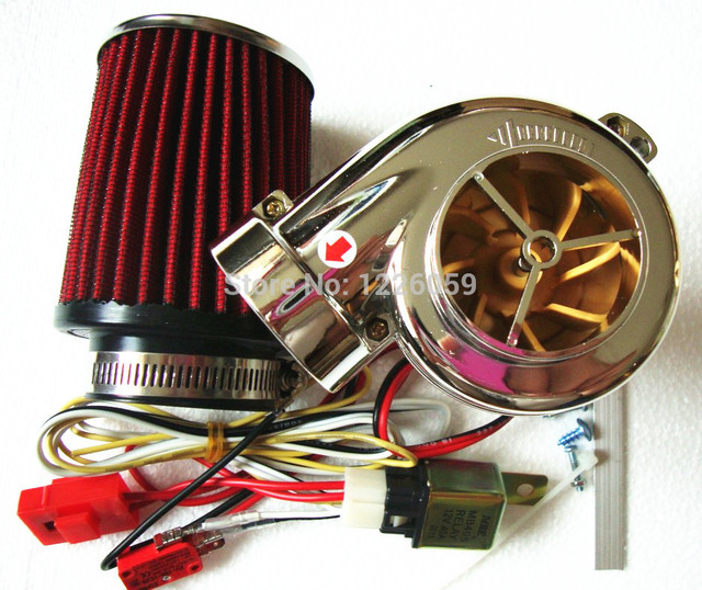 Hot Selling Diy Turbo 500 Turbo Kit Motorcycle Parts Electronic