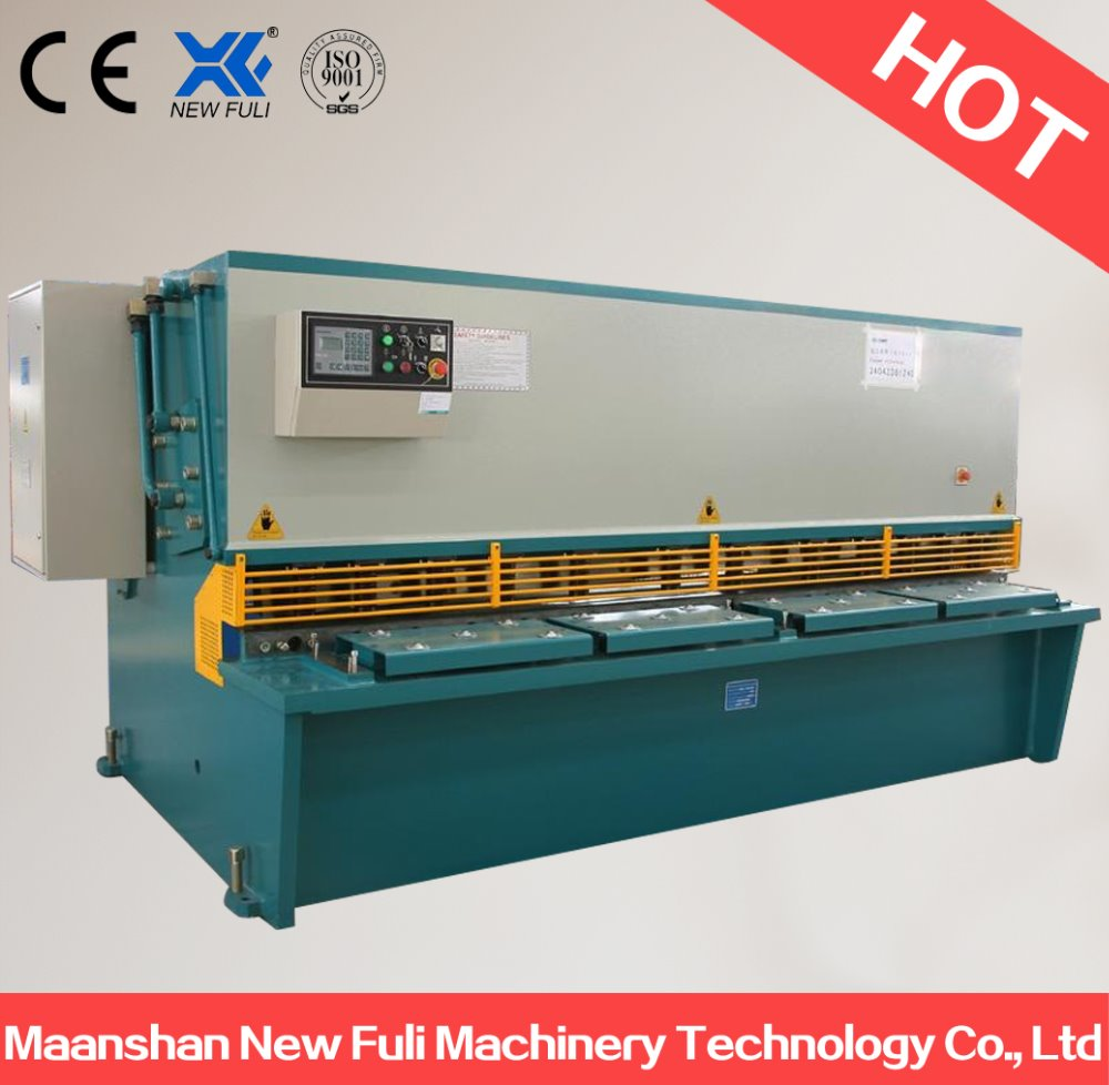HydraulicTypes Of sheet metal Shearing Machine price ,Metal Plate ...