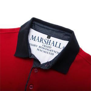 Image 3 - Fredd Marshall 2019 nowy 100% bawełna koszulka Polo mężczyźni Casual Business Solid Color Polo wysokiej jakości koszulka Polo z krótkim rękawem koszule 038
