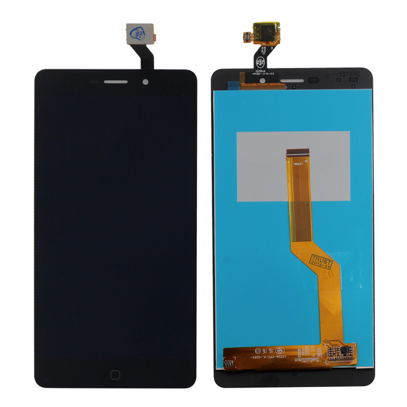 Image 5 - New 5.5 inch for Elephone P9000 LCD + touch screen components P9000 lite LCD glass touch screen digitizer Free shipping-in Mobile Phone LCD Screens from Cellphones & Telecommunications