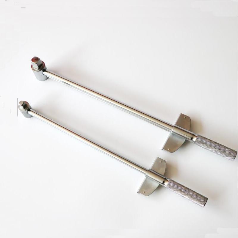 1/2 3/4 Inch Vierkante Drive 300n 500n Momentsleutel Fiets Auto Repair Hand Tool Lange Koppel Ratelsleutel Sleutel