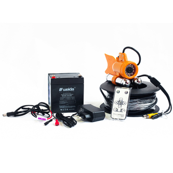 20m Depth Underwater Fishing Camera Kit   4