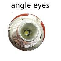 New 2pcs 10W 20W Led Halo Bulbs White Light Angel Eye For B MW E39 E60