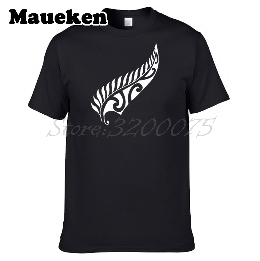 Men T-shirt New Zealand Jonah Lomu Richie McCaw Dan Carter Bill Fern Rugbying Clothes T Shirt Mens Tshirt Tee W18061501