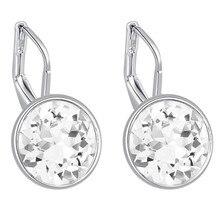 100% Original Crystals From Swarovski Bella Mini Piercing Earrings 2016 Fashion Stud Earrings Party Jewelry Women Gift