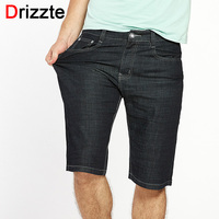Drizzte Men Size 40 42 44 46 48 50 52 Stretch Plus Large Big Jeans Shorts