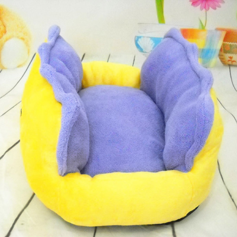 18 New Fashion Dog Bed Super Soft Short Haired Coral Fleece Pet Beds High Quality Plastic Oxford Cloth Pet Beds Arrival ATB 196 in Houses Kennels Pens from Home Garden