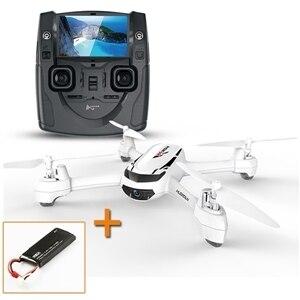 Hubsan X4 H502S 5.8 Г FPV с 720 P Камеры GPS RC Quadcopter (с двумя Батареями)