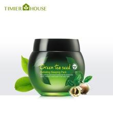 Natural Plant Essence Moisturizing Sleeping Disposable Mask(night cream) Ruddy Dewy Skin