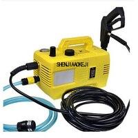 Lavadora de Alta Pressão 220V Casa de sucção de Auto-Máquina de Limpeza De Ar Condicionado Fin HPI-L1200 Alta-pressão Máquina de Lavar Carro