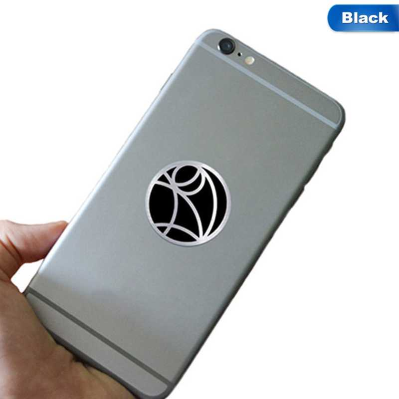 Магнитный автомобильный держатель для телефона Аксессуары Металлическая Пластина подставка для телефона универсальная модная металлическая листовая пластина для Магнит-держатель телефона