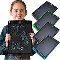 Criativo escrita desenho tablet 8.5 Polegada bloco de notas digital lcd placa gráfica placa de boletim de escrita para a educação negócios