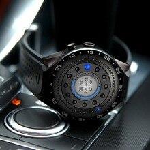 KW88 Android 5.1 3g Smart Uhr Bluetooth Smartwatch Armbanduhr WIFI Google Stimme GPS Karte SIM 2.0MP Kamera Schrittzähler Herzfrequenz