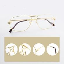 Optical Glasses Frame Eye Frames For Women Vintage Carter Transparent Fill Prescription