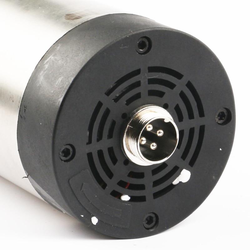 HJ marca 2.2KW 80MM ER20 24000rpm Máquina Husillo Motor Refrigerado - Piezas para maquinas de carpinteria - foto 3