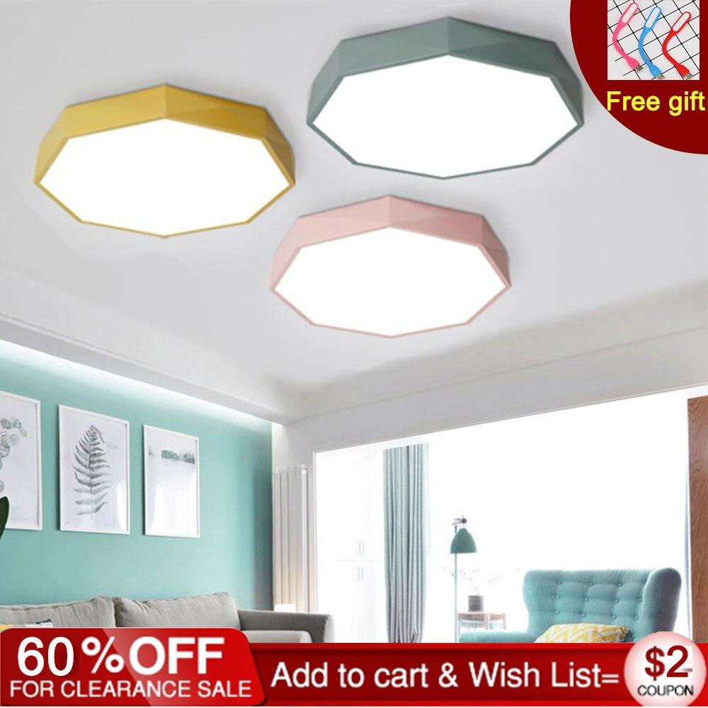 LED Kid Ceiling Lights 5cm Children\'s Bedroom Study Room ...