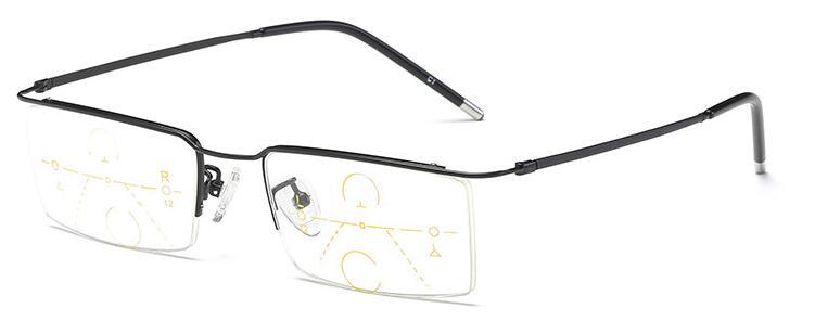 Anteojos de aleación de titanio Hombres Zoom inteligente - Accesorios para la ropa - foto 5